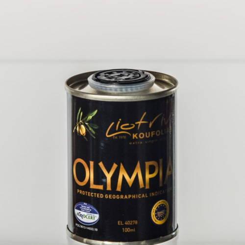 Εξαιρετικά Παρθένο Ελαιόλαδο ΠΓΕ Ολυμπία
